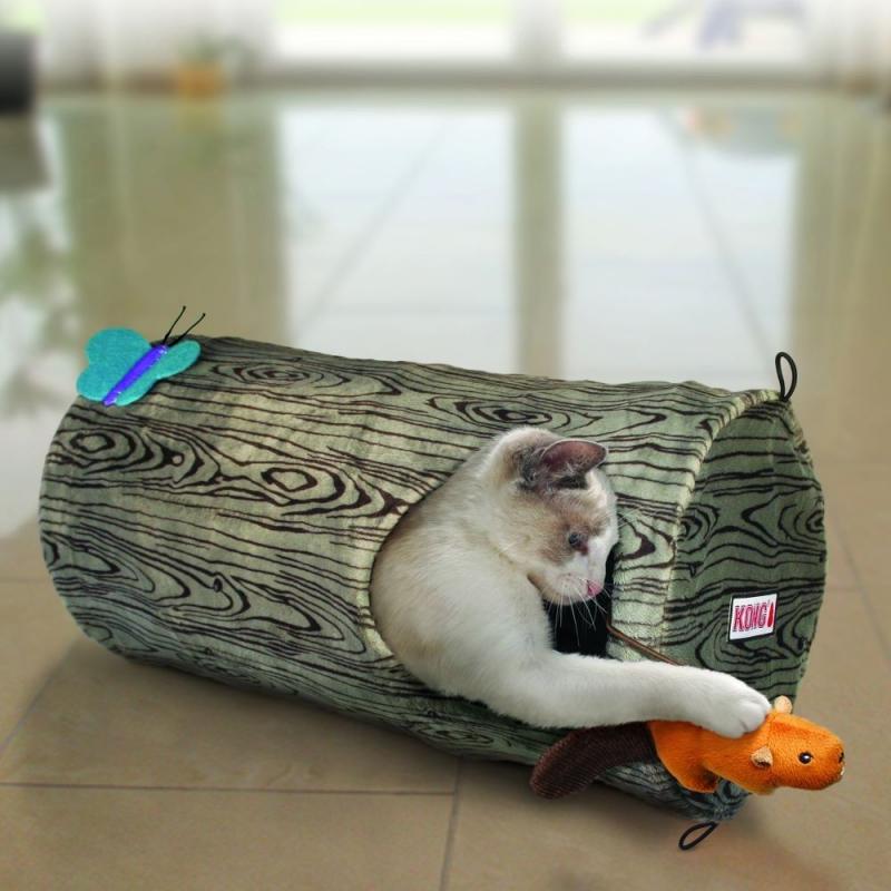 Kong cat PlaySpaces Burrow