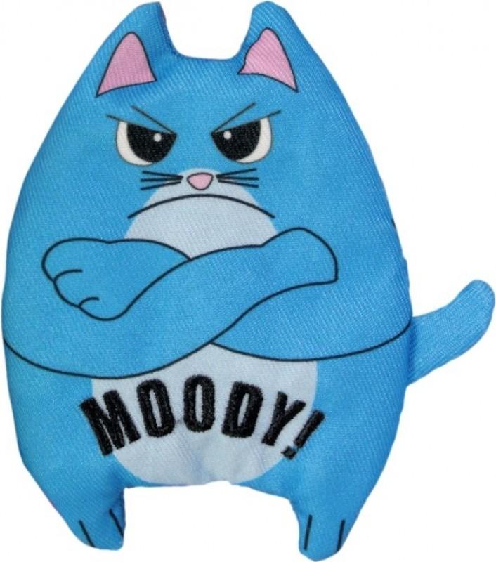 Jouet pour chat KONG Refillables Purrsonality Moody - avec cataire Kong incluse