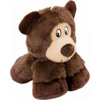 Peluche pour chien Kong Stretchezz Legz Ourson