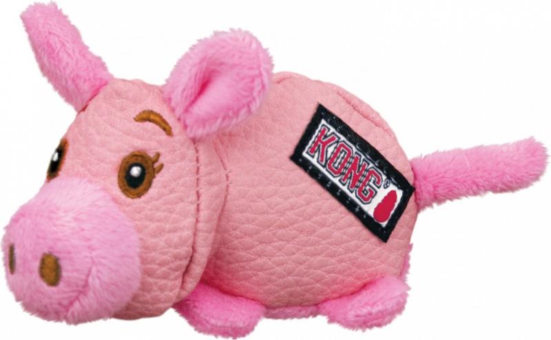 Kong Jouet pour chiot Phatz Pig - Deux tailles disponibles