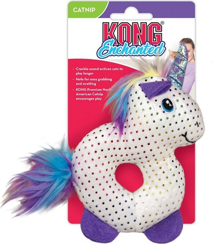 Kong Jouet pour chat Enchanted Characters