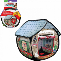 Niche pour chat KONG Cat PlaySpaces Bungalow