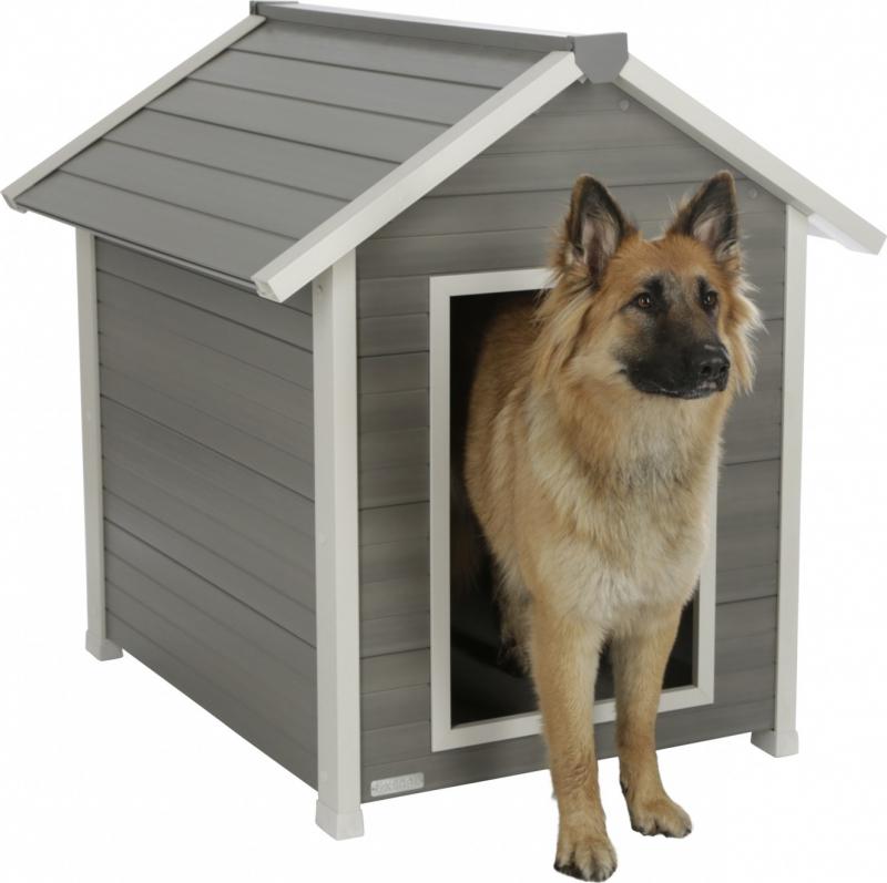 Kerbl Niche pour chien Hendry Ultra premium et résistante