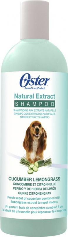 Oster Shampoing au concombre et citronelle pour chien