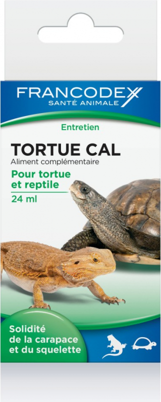 Tortue Cal - Minerales para reptiles y tortugas