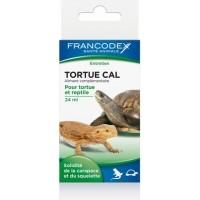 Francodex Tortue Cal - Minéraux pour reptile et tortue