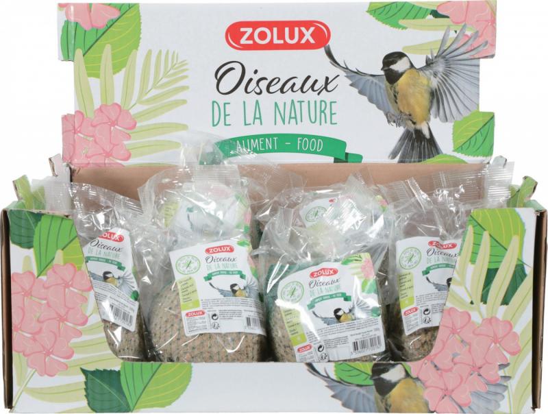 Zolux Boule de graisse géante - 500g
