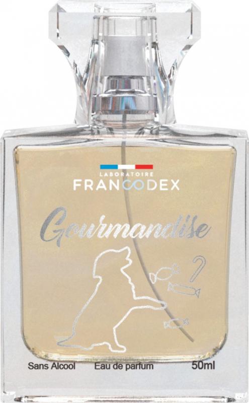 Francodex Parfum pour chien Gourmandise - 50ml
