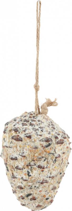 Zolux Pomme de pin garnie de graisse - 290g
