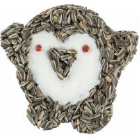 Zolux Oiseau bloc de graisse et graines pour oiseaux de la nature