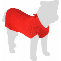 Pull pour chien Tricot Sienna Rouge Flamingo