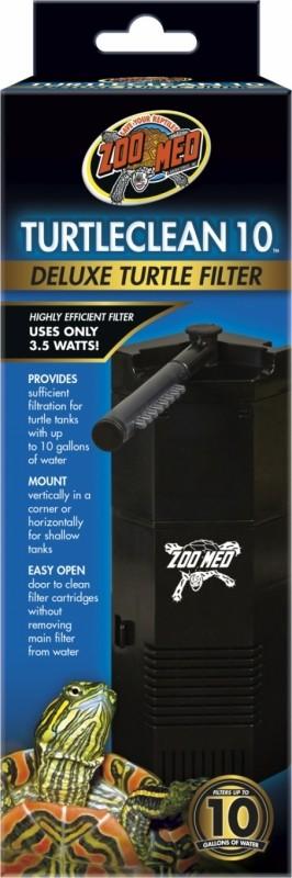 Zolux Filtre pour aqua-terrarium, tortues aquatiques - Jusqu'à 75L