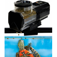 Distributeur de nourriture pour tortues - Turtlematic
