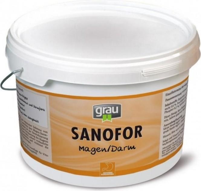 GRAU SANOFOR Nahrungsergänzungsmittel für Katze und Hunde