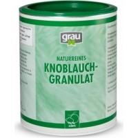 GRAU Nahrungsergäunzungsmittel für Katze und Hunde Knoblauch-Granulat