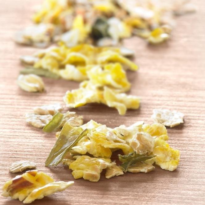 GRAU Mélange PREMIUM Flocons aux légumes pour alimentation BARF du chien