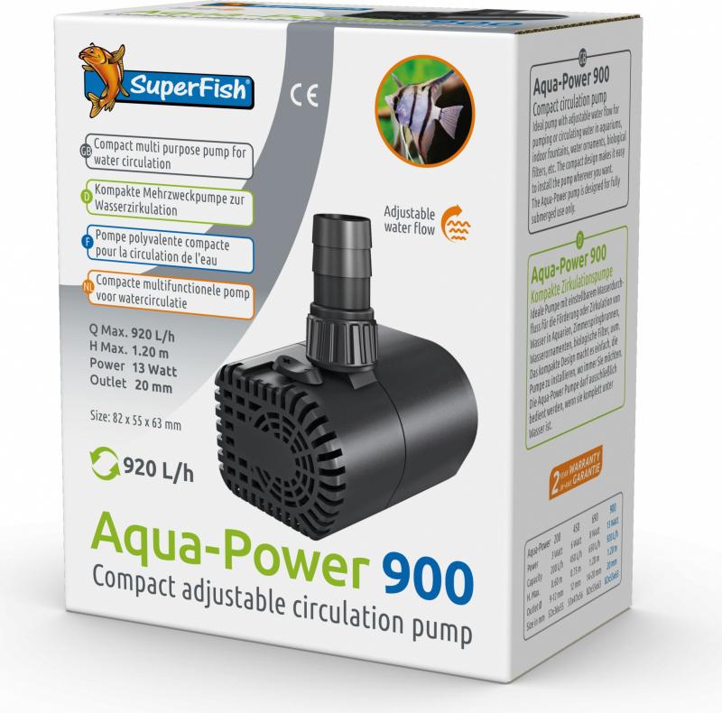 Aqua-Power Mehrzweckpumpe