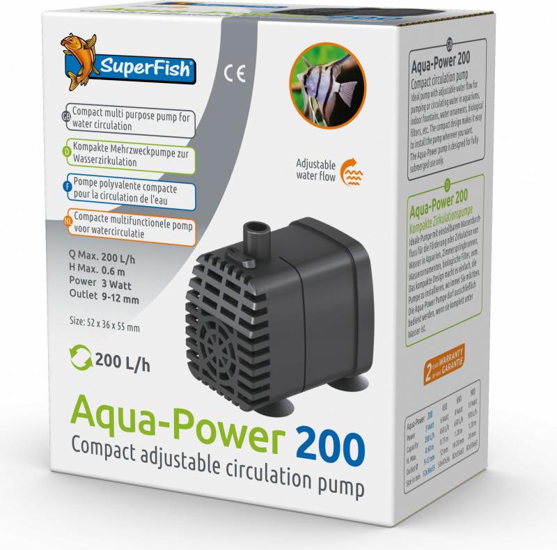 Pompe Aqua-Power