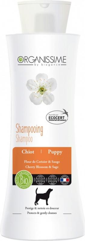 Shampoing BIO pour chiots