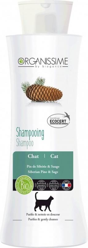 Shampoing chat BIO