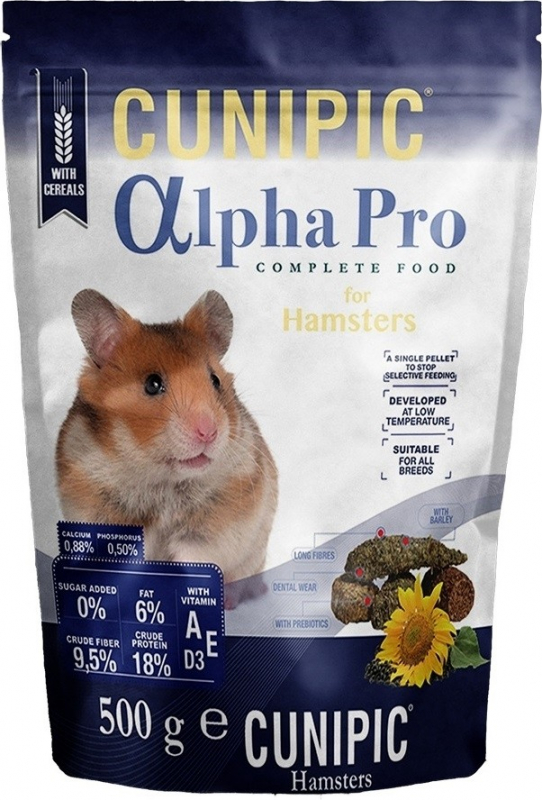 Cunipic Alpha Pro Complete Hamster