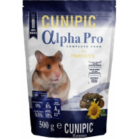 Cunipic Alpha Pro Hamster Aliment complet pour hamsters