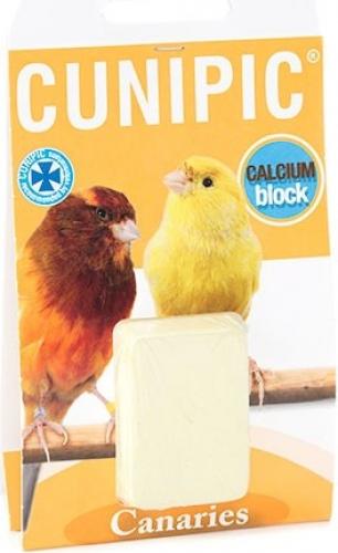 Cunipic Bloc de calcium pour canaris