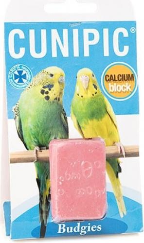 Cunipic Bloc de calcium pour perruches