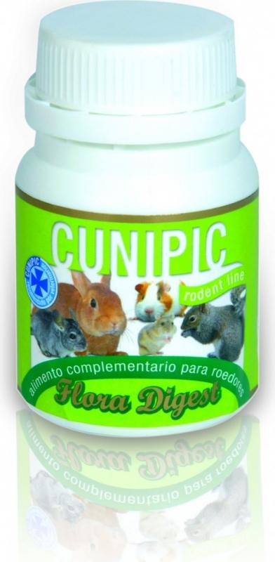 Cunipic Flora Digest Complément alimentaire pour petits animaux