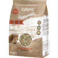 Cunipic Naturaliss Alimento completo para cobayas adultas
