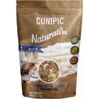 Cunipic Naturaliss Hamster & Gerbilles Aliment complet
