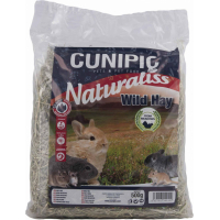 Cunipic Naturaliss Wild Hay Foin sauvage pour rongeurs et lapins
