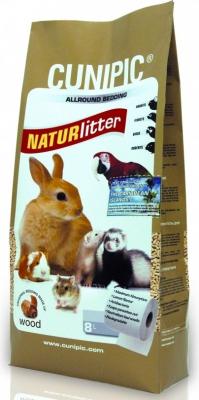 Cunipic Naturlitter Bois Litière écologique pour rongeurs et lapins