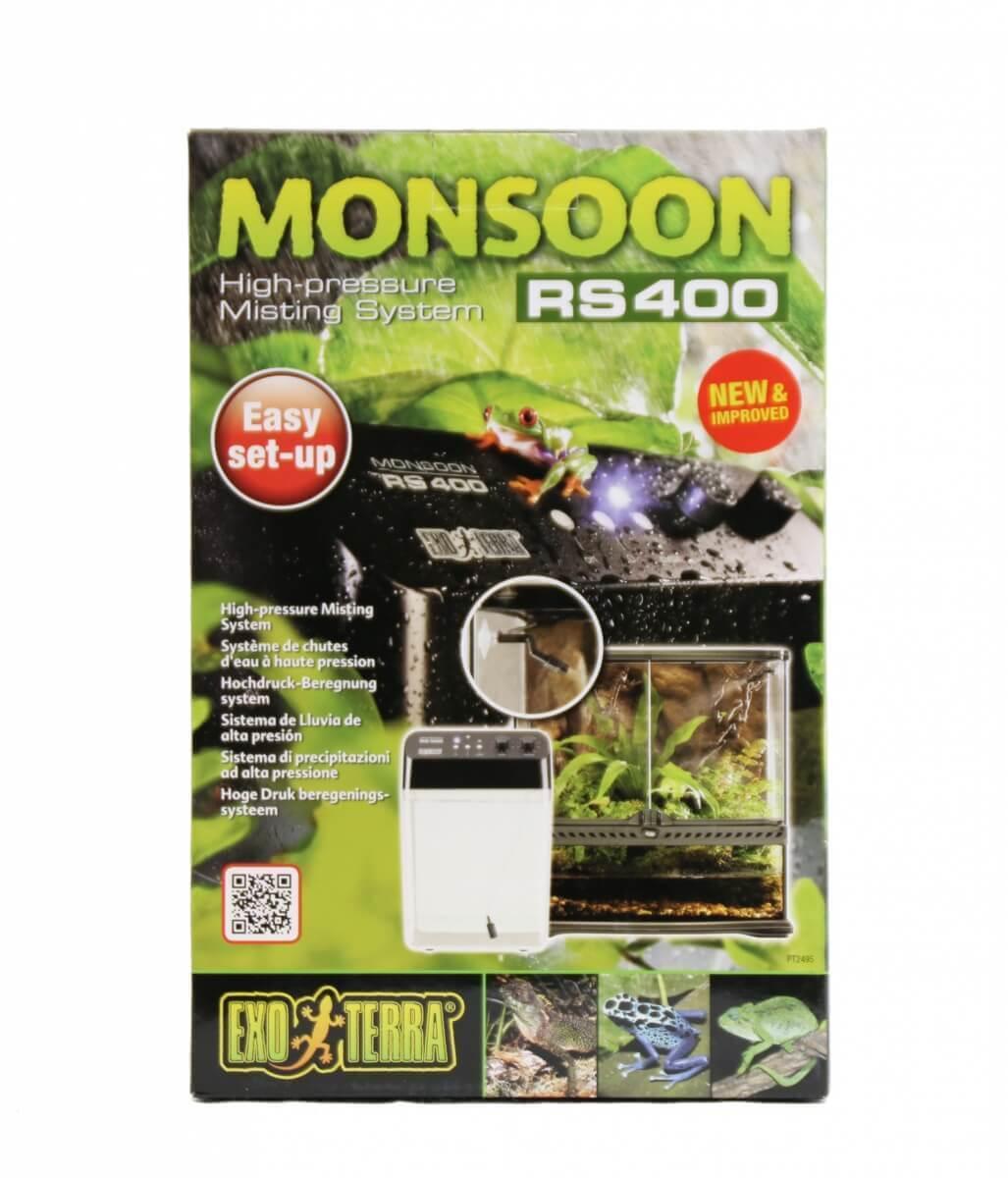 Monsoon rs400 g n rateur de pluie accessoires for Monsoon de