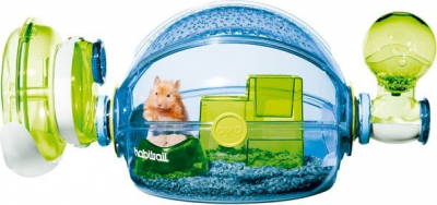 Cage Habitrail Ovo Home pour Hamsters