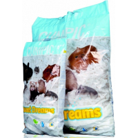 Cunipic Sweet Dreams papier Lit pour petits animaux en papier pressé