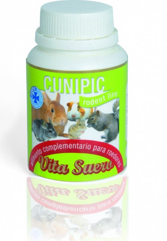 Cunipic Vita Suero Nahrungsergänzungsmittel für Nagetiere und Kaninchen