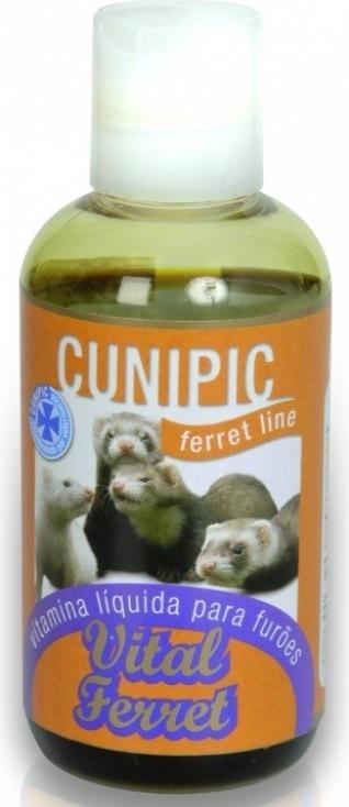 Cunipic Vital Frettchen Multivitamin-Nahrungsergänzungsmittel für Frettchen