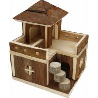 8in1 Rongis Casa dúplex para hamster/ratón