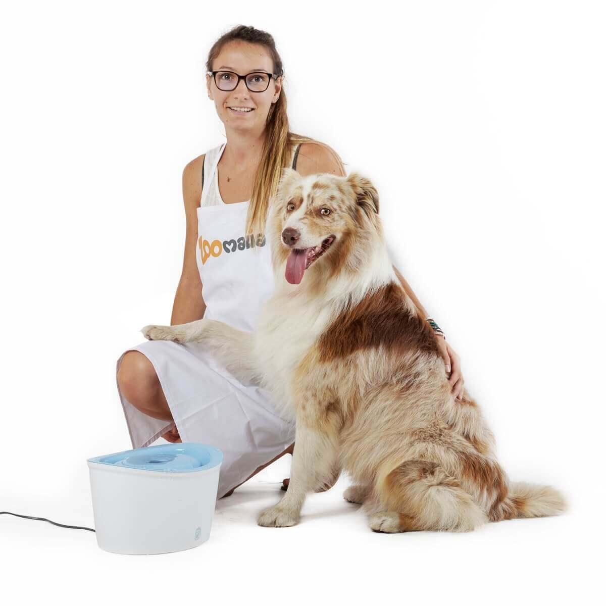 Fuente bebedero para perro y gato Fresh-Clear 6 litros