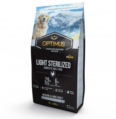 Perros esterilizados/con sobrepeso