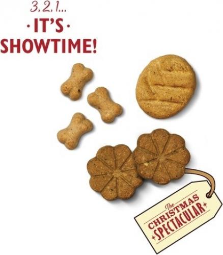 LILY'S KITCHEN Calendrier de l'Avent pour Chien (3 types de Biscuits)