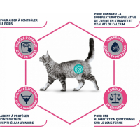 Advance Veterinary Diets Urinary Low Calorie pour chat stérilisé