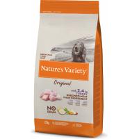 NATURE'S VARIETY Original mit Pute für erwachsene Hunde Medium / Maxi
