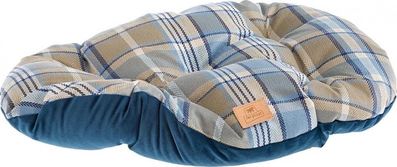 Coussin pour chiens Scott - Bleu - existe en 45, 65, 78, 89 cm