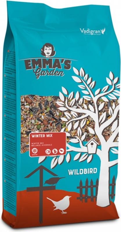 Emma's Garden Mélange Hiver pour oiseaux du ciel