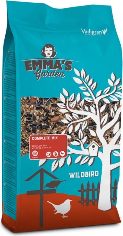 Emma's Garden Mélange Complet pour oiseaux du ciel