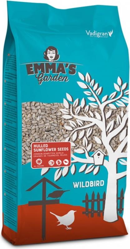Emma's Garden Graines de Tournesol pelées pour oiseaux du ciel