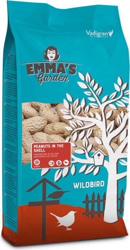 Emma's Garden Arachides non décortiquées pour oiseaux du ciel