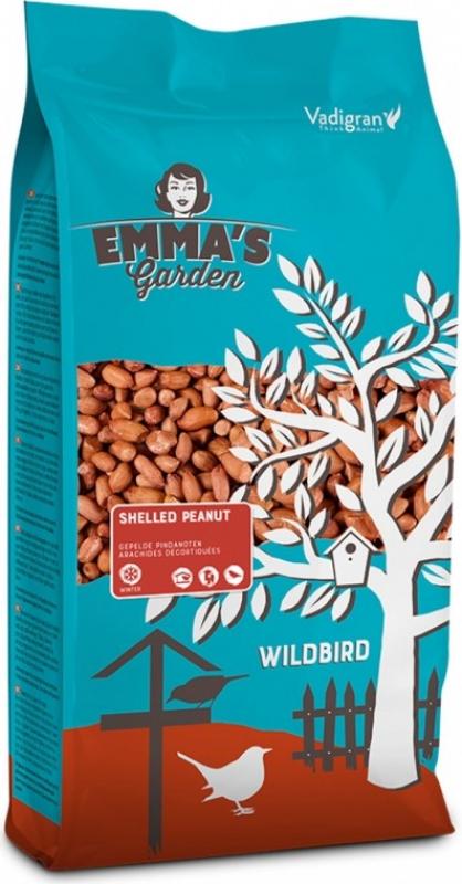 Emma's Garden Arachides Pelées pour oiseaux du ciel